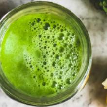 Fresh Juice Cucumber-Celery-Mint